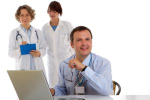 healthcare managers