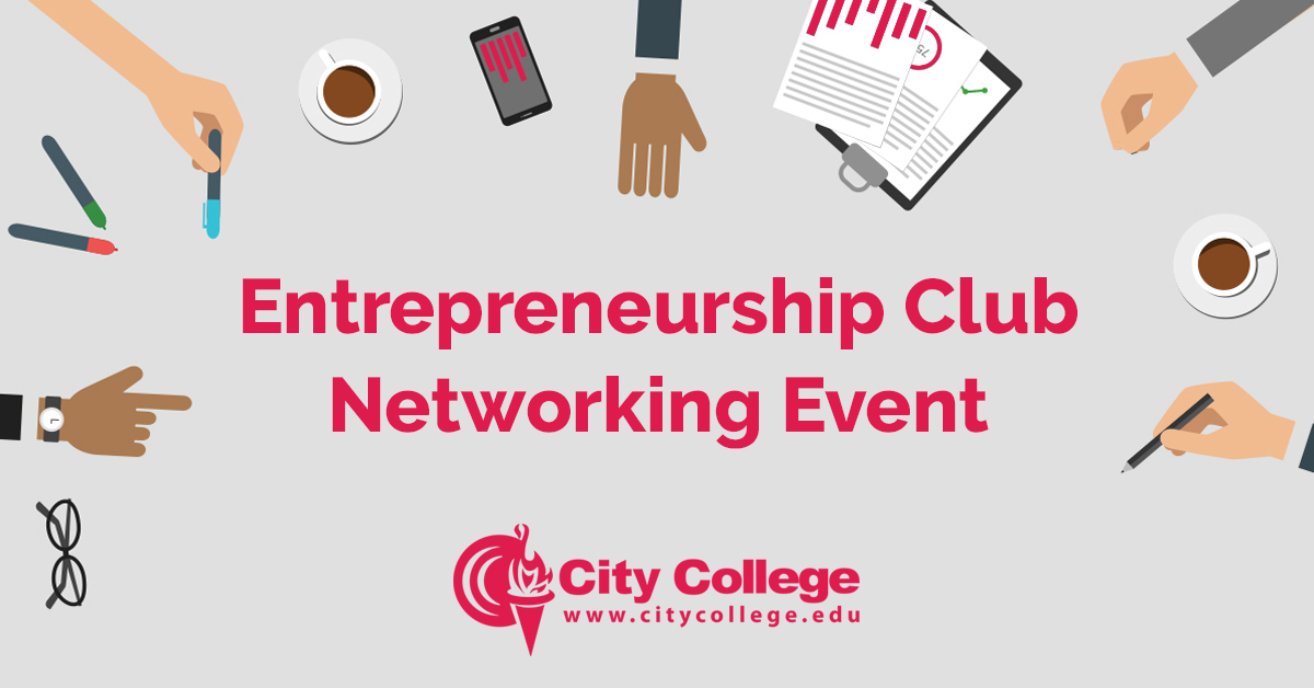 networking event at city college fort lauderdale