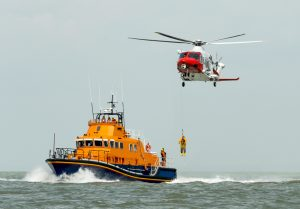 ocean rescue, ems training, different places where paramedics work