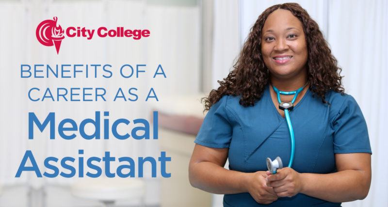 Benefits of a Career as a Medical Assistant