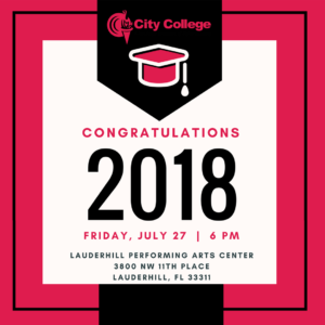 City College Fort Lauderdale Graduation