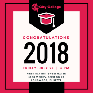 City College Orlando Graduation Ceremony
