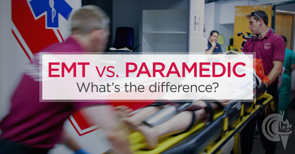 Difference Between Ems And Emt City College